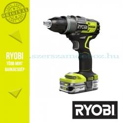 Ryobi R18DDBL-LL25S Akkus szénkefe nélküli fúró-csavarbehajtó (ONE+)