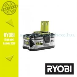 Ryobi RB18L50 (ONE+) Lithium-ion akkumulátor 18V/5,0Ah