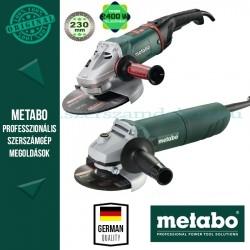 Metabo WE 24-230 MVT Sarokcsiszoló + Metabo W 1080-125 Sarokcsiszoló