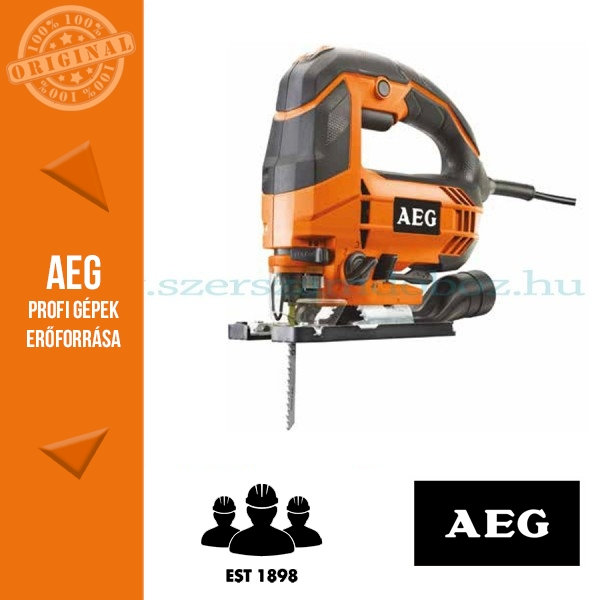AEG STEP 100 X Szúrófűrész