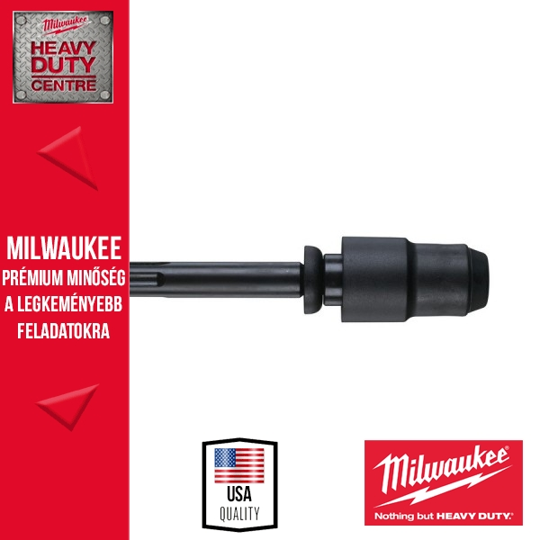 Milwaukee SDS-Max-SDS-Plus adapter