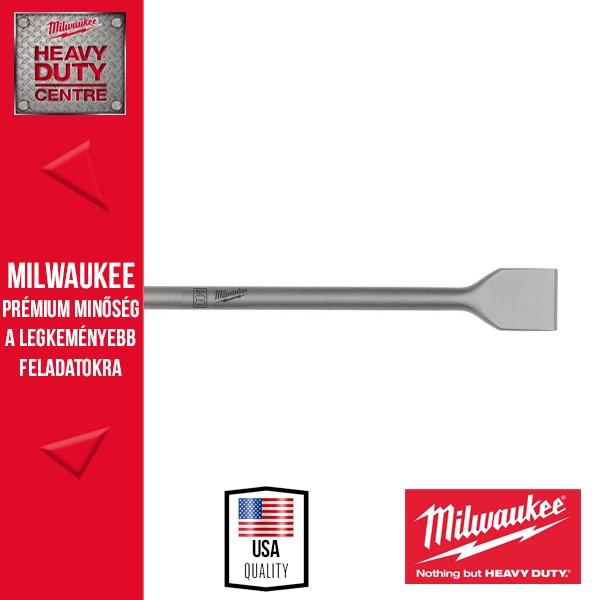 Milwaukee SDS-Max széles véső 50 x 400 mm