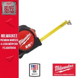 Milwaukee Heavy Duty 5 m-es metrikus mérőszalag