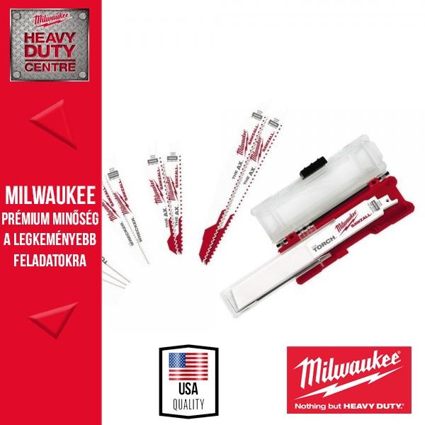 Milwaukee SAWZALL 12 db-os bontó fűrészlap szett