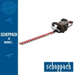 Scheppach BHT560-40Li Akkus sövényvágó, 40 V (akku és töltő nélkül)