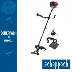 Scheppach BCH 5200 PB Benzinmotoros fűkasza, 51,7 ccm, 1,3 kW / 1,8 LE