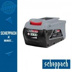 Scheppach BPS2540Li 40V Li-Ion Akkumulátor 2,5Ah