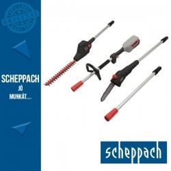 Scheppach BPT700-40Li 2 az 1-ben Akkus magassági ág- és sövényvágó, 40 V