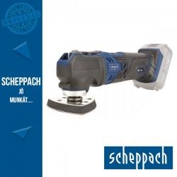 Scheppach CMT200 20 ProS Akkus multifunkciós gép, 20 V (akku és töltő nélkül)