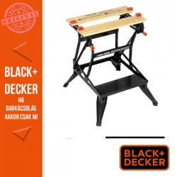 BLACK & DECKER Workmate® összecsukható munkapa, 775 / 595 mm