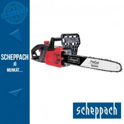 Scheppach CSE 2700 Elektromos láncfűrész 2700 W motorral