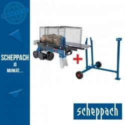 Scheppach HL 760 LS Rönkhasító állvánnyal 7 t