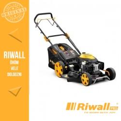 Riwall RPM 5355 Multifunkciós önjáró fűnyíró, 4 az 1-ben