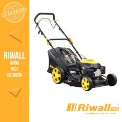 Riwall RPM 4735 Önjáró multifunkciós fűnyíró, 4 az 1-ben