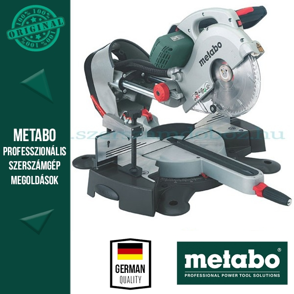 Metabo KGS 254 I Plus Gérvágófűrész