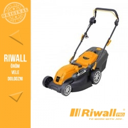 Riwall REM 3817 Elektromos fűnyíró 2 az 1-ben