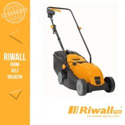 Riwall REM 3211 Elektromos fűnyíró 2 az 1-ben
