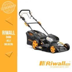 Riwall RALM 4640 SPi Akkumulátoros önjáró fűnyíró szénkefe nélküli motorral 4 az 1-ben, 40 V