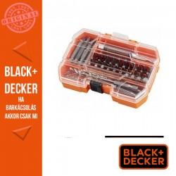 BLACK & DECKER 45 darabos csavarozó készlet