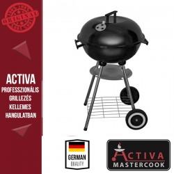 ACTIVA Faszenes grillsütő, 43 cm