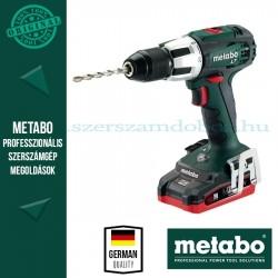 Metabo SB 18 LT Akkus ütvefúró-csavarbehajtó