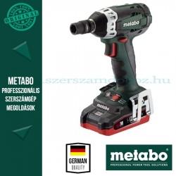 Metabo SSW 18 LTX 200 Akkus ütve-csavarbehajtó