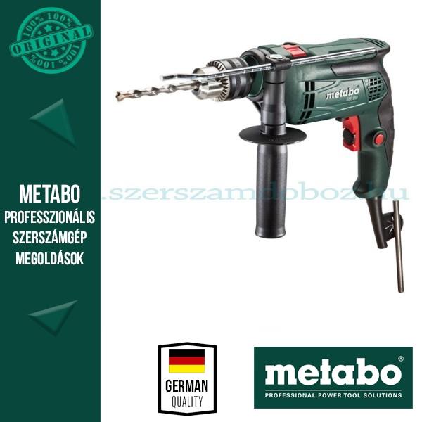 Metabo SBE 650 Ütvefúrógép