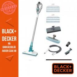 BLACK & DECKER 1300W 7:1-en gőzmop padló tisztító kiterjesztéssel