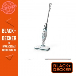 BLACK & DECKER 1600W-os gőzmop, eltávolítható delta talppal
