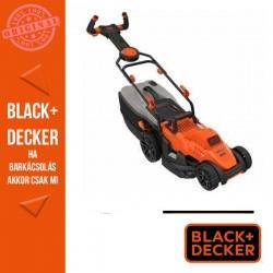 BLACK & DECKER Fűnyíró 1400W 34 cm, elforgatható - könnyű hozzáférést adó - fogantyú