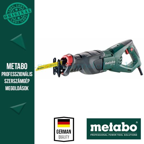 Metabo SSE 1100 Kardfűrész