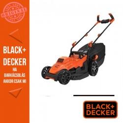 BLACK & DECKER Fűnyíró 1600W 38 cm, bicikli fogantyú