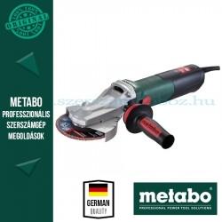 Metabo WEF 15-125 Quick Laposfejű sarokcsiszoló