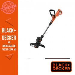 BLACK & DECKER Fűszegélyvágó 550W 30 cm, Automatikus damiladagolás