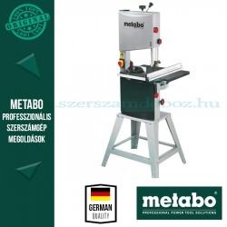 Metabo BAS 317 Precision DNB Szalagfűrész