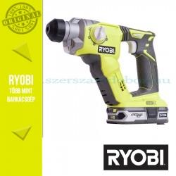Ryobi R18SDS Akkus SDS-plus kombikalapács (ONE+) 2x 1,5Ah akku