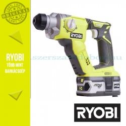 Ryobi R18SDS Akkus SDS-plus kombikalapács (ONE+) 2x 4,0Ah akku