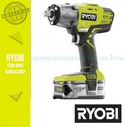 """Ryobi R18IW3 3 sebességes 1/2"""" ütvecsavarbehajtó (ONE+) 2x 4,0Ah"""