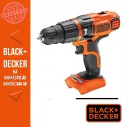 BLACK & DECKER BDCH188N-XJ 18V Li-Ion Ütvefúró-csavarozó akku és töltő nélkül