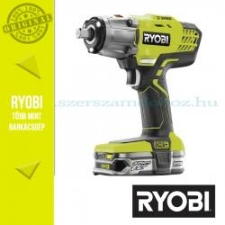 """Ryobi R18IW3 3 sebességes 1/2"""" ütvecsavarbehajtó (ONE+) 1x 2,5Ah"""
