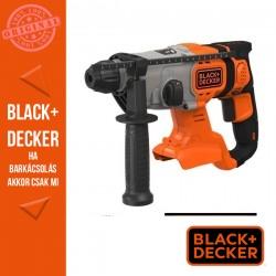 BLACK & DECKER BCD900B-XJ 18V 1,2J SDS+ Fúrókalapács akku és töltő nélkül