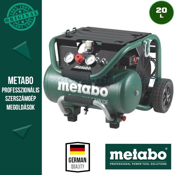Metabo Power 400-20 W OF Kompresszor