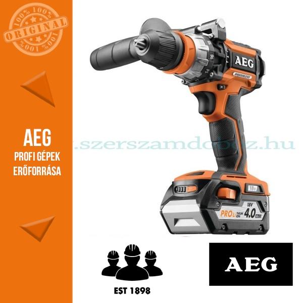 AEG akkus gépek