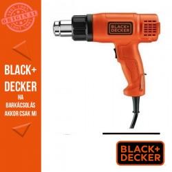 BLACK & DECKER 1750W hőlégfúvó, 2 hőfokozat
