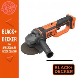 BLACK & DECKER BCG720N-XJ 18V Lithium Sarokcsiszoló akku és töltő nélkül