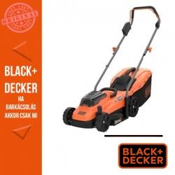 BLACK & DECKER 2*18V 4Ah Li-Ion akkus fűnyíró, 2 db 4Ah-s akkuval és 2A töltővel