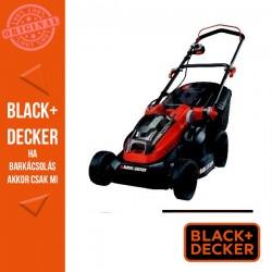 BLACK & DECKER 36V 2.0 Ah Li-Ion Akkumulátoros fűnyíró 38 cm, 2 akkumulátorral, 6 magasságállítási lehetőség