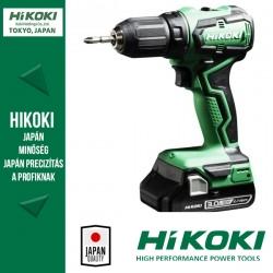 Hitachi (HiKOKI) DS18DD-3AH Akkus fúró-csavarbehajtó