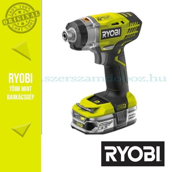 Ryobi RID1801M 18V 1x 2,5Ah akkus ütvecsavarbehajtó