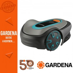 GARDENA SILENO minimo 500 robotfűnyíró (Bluetooth modell)